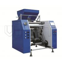 China Multi Functional Plastic Film Slitting Machine PLC Computer Controlled on sale