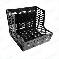 Wholesale Plastic Cleanroom 10E9 Ohm Antistatic Document Basket from china suppliers