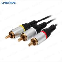 Quality Linsone 3RCA cable for sale