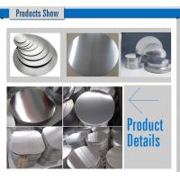 Wholesale Cooking Pot 1100 Aluminum Circle Blanks Polishing Mill Finish 3mm Thickness from china suppliers