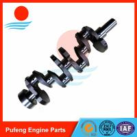 Wholesale YANMAR diesel engine parts 4D84 crankshaft 3TR2R14 for Komatsu excavator PC40 PC50 from china suppliers