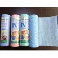 Wholesale Hygienic Household Spunlace Nonwoven Wipes Clean Soil Easily Without Detergent from china suppliers