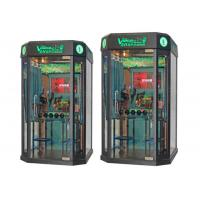Wholesale Coin Pusher Mini KTV Booth Karaoke Machine With Screen For Mall / Street / Park from china suppliers
