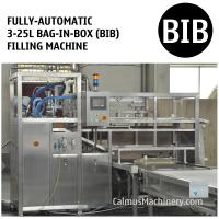 Fully-automatic High-speed BIB Filler Vitop Scholle Tap Bag in Box Filling Machine