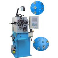 Stability Cam CNC Spring Machine 550 Pcs/Mini Stroke Increased Four Sets Feeding Structure