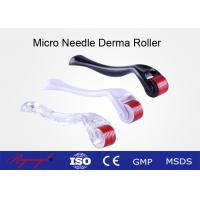 Wholesale Medical Skin Care Fine Titanium Micro Needling Derma Roller For Acne Scars from china suppliers