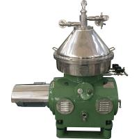Quality Automatic Disc Stack Stainless Steel Milk Cream Separator Low Power Consumption for sale