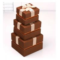 cardboard gift box ,paper set box , accept customized for sale