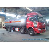 Wholesale 8 x 4 4 Axles Bobtail Liquid Propane Gas / LPG Tank Trailer Truck 15 Ton from china suppliers