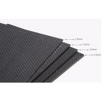 Wholesale Glossy 3k Carbon fiber sheet 1.5mm from china suppliers