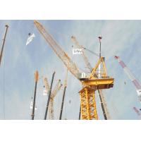 China 100 Ton 76m Luffing Tower Crane For Building Construction XGTL1600/1600II on sale