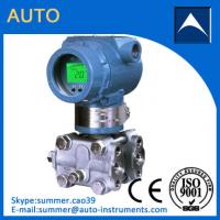 differential pressure transmitter working principle made in China for sale