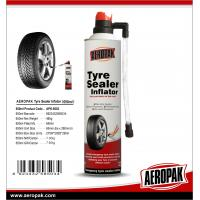 Wholesale Hot sale 650ml hand-free Tyre Repair Tyre Sealer&Inflator for Tyre Repair from china suppliers