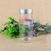 China Factory Price 500ml Clear Empty Pet Plastic Screw Sweet Jar For Food for sale