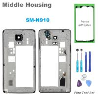 Middle Frame for Samsung Galaxy Note 4 Housing Screen Plate Repair Part