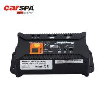 China Safe Pwm Charge Controller , Solar Light Charge Controller Low Self Consumption for sale