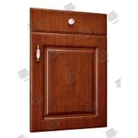 Wholesale Anti Deformation Masonite Molded Panel Doors / Brown Wood Composite Doors from china suppliers