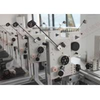 Wholesale High speed Auto Coil Winding Machine Parts With Polished ceramic eyelets , QH-MTCS from china suppliers