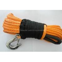 China Marine Sythetic Winch Line for sale