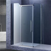 Best Regular Bathroom Shower Enclosure 3 Panels Glass Shower Cubicle 6796C wholesale