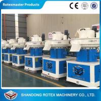 Wholesale Capacity 1-1.5t/H Cotton Seed Sawdust Pellet Making Machine With CE Approval from china suppliers