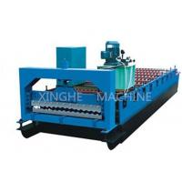 Smart Cold Roll Forming Machines / Sheet Metal Forming EquipmentWith 3kw Motor