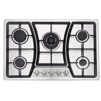China High Efficient Gas And Electric Hob , Built In Oven And Hob Battery / Electric Ignition on sale