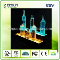 Wholesale Eco-friendly LED Shelf lighting Laser dottted LGP for Licensed LED from china suppliers
