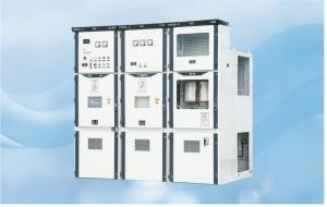 Wholesale KYN28-12 Factory Customized Sizes Long Service Life Aluminum-Zinc Plate Metal Armoured Medium Open Type Switchgea from china suppliers