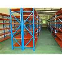 Powder Coat Paint Finish Long Span Racking For Drawings , Files , Garments