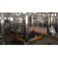 Best 380V 50HZ Carbonated Drink Filling Machine , Soda Water / Soft Drink Filling Machine wholesale