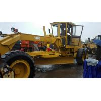 Wholesale Caterpillar 140g 140h 12g 14g used motor grader for sale from china suppliers