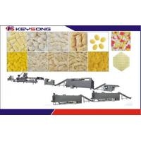 Wholesale 3d Pani Puri Snack Pellet Production Line Extruder Large Capacity 100 - 120kg / H Output from china suppliers