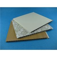 China PVC Laminated Wall Covers Board Decoration PVC Bathroom Wall Panels on sale