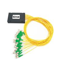 Wholesale Fiber ABS Box Type 18Ch CWDM Module CWDM Mux Demux FTTH Passive WDM Splitter from china suppliers