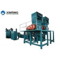 Wholesale Waste Plastic Film Recycling Machine , PP PE Film Washing Line Hot Air Drying System from china suppliers