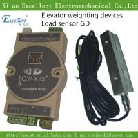 Wholesale elevator load cell ,load cell,elevator parts ECW XZ3 controller and ECW-GD from china suppliers