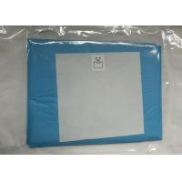Basic Ophthalmic Sterile Surgical Drapes , Eye Film Adhesive Drapes Surgical for sale