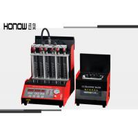 Wholesale 6 Cylinders Fuel Injector Tester Cleaner Machine 250W Input Power from china suppliers