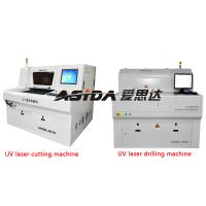 Best Reliable High Speed UV Laser Cutter 8 W / 30khz Intelligent Ceramic wholesale