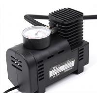 Wholesale Weight 0.8 Kgs Portable Car Air Pump DC 12V 250 Psi Pressure With Watch from china suppliers