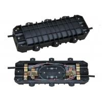 China CPJ(04)-1 Wall Mount Outdoor 2 in 2 out Horizontal Fiber Optic Splice Enclosure for sale