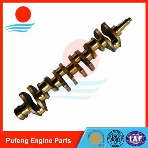 Wholesale 6RB1 Crankshaft 1123105032 1123104972 for Hitachi excavator EX400-3 EX400-5 SH400 from china suppliers