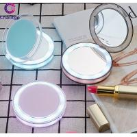 Wholesale Touch Sensitive Makeup Vanity With Lights , Makeup Dresser Lights USB Rechargeable from china suppliers