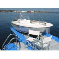 Wholesale jetty floating jetski dock from china suppliers