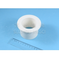 Buy cheap 0.02mm Concentricity 6g/Cm3 High Temperature Ceramic Bushings from wholesalers