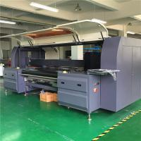 Best Industrial Fabric Digital Printer Kyocera Head 1200 Dpi 1800mm ISO Approved wholesale