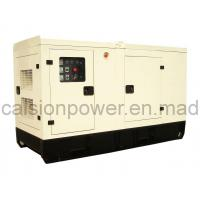 Wholesale 50Hz 45kVA Perkins Soundproof Diesel Generator Set from china suppliers