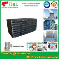 Wholesale Fire Power Station CFB Boiler Water Boiler Economiser Natural Gas Chemical Industry from china suppliers
