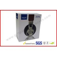 Wholesale Electronics Packaging paper drawer boxes Printed CardBoard , Sleeve box for Headphone from china suppliers